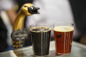 Goose Island beer - Baconfest 2013.jpg