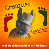 Creative Habits podcast